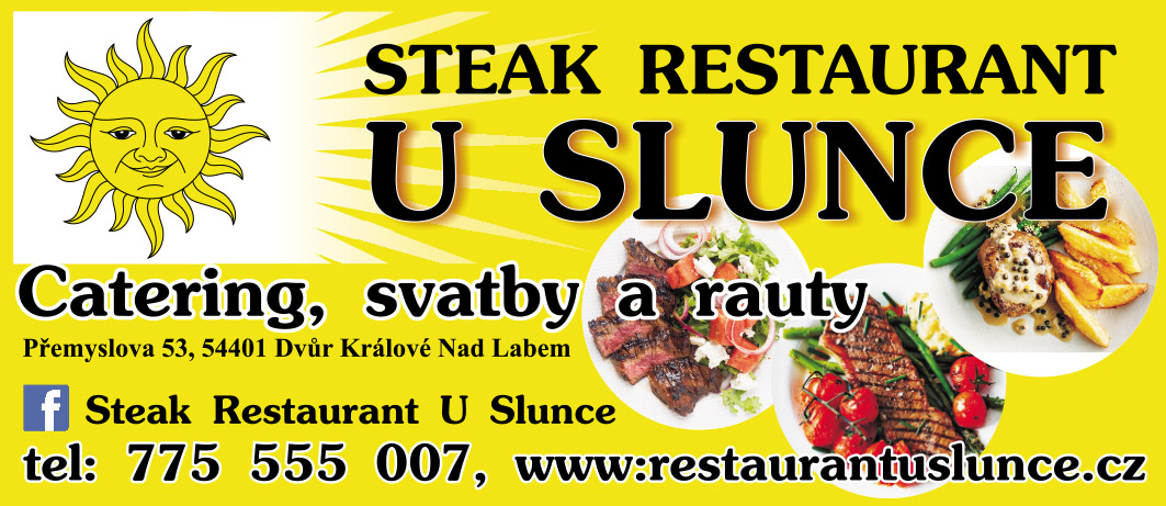STEAK Restaurant U Slunce
